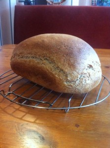 Homemade Wholemeal Bread Recipe
